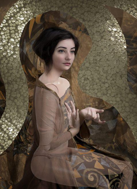 Unfinished Klimt
